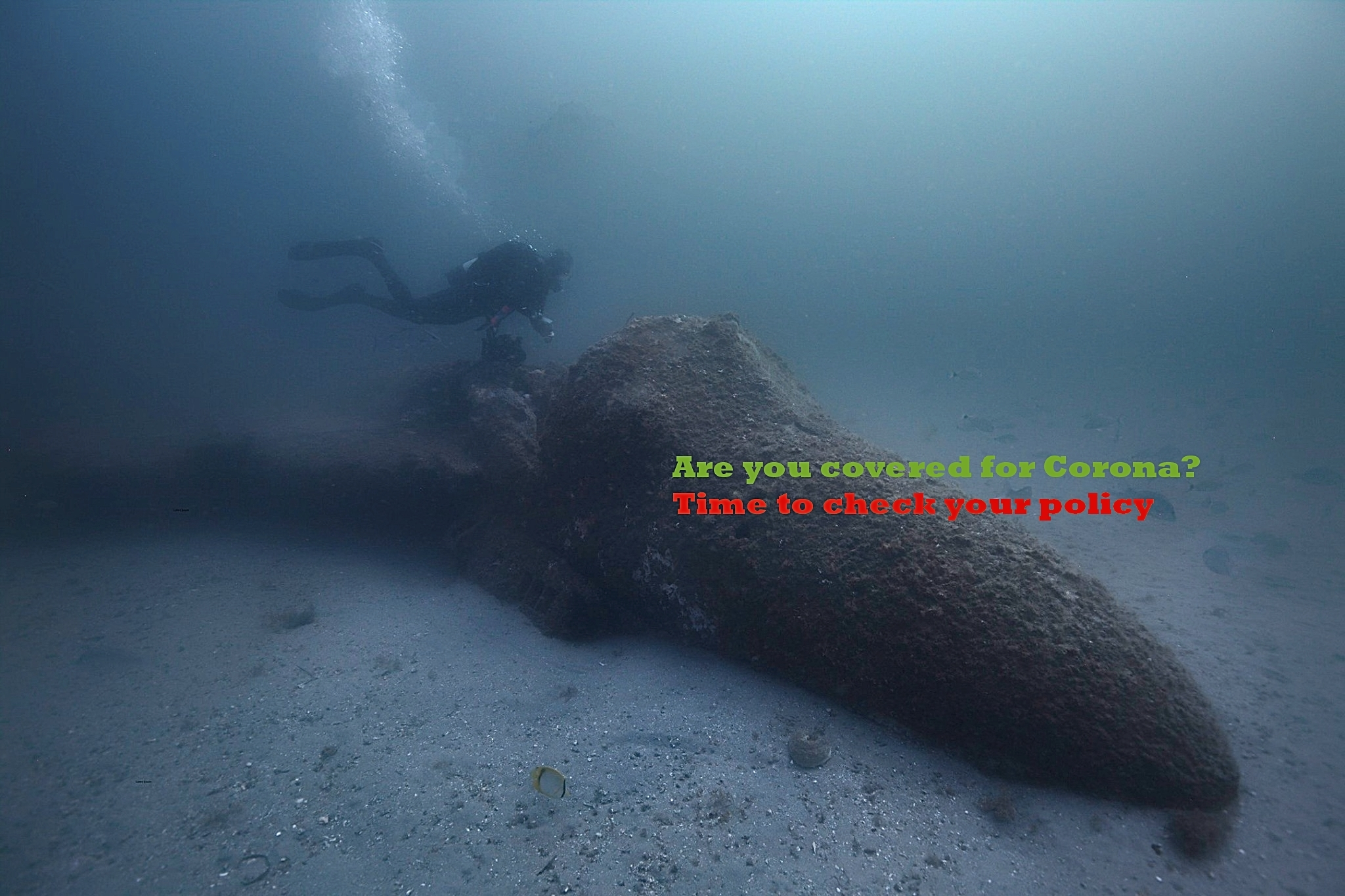 Does your Dive Insurance cover Corona